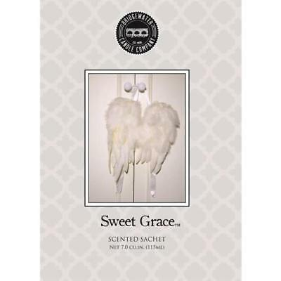Pack of 3 Large Sweet Grace  Bridgewater Scented Fragrance Sachets