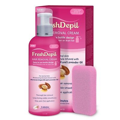 FreshDepil Hair Removal Cream    FREE SHIPPING