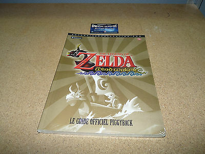 guide zelda the wind waker game cube neuf sous blister officiel nintendo !!!!!!