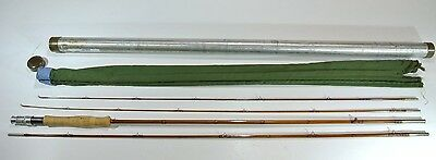 9 1/2' E.C. Powell Bamboo Fly rod - Marysville, Ca. - ready to fish