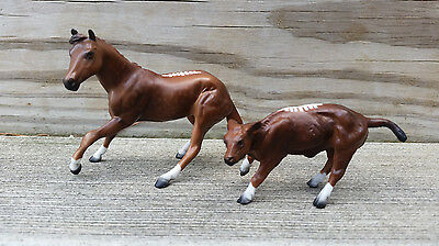 Peter Stone Chips Rush LE of 8 Football Cutter & Calf Quarter Horse