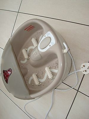 champreys  luxury  foot spa (used twice)