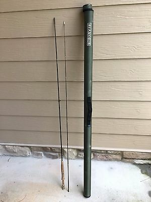 ORVIS T3 9' 5wt 905 2pc Mid Flex trout rod fly rod
