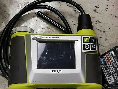 Ryobi Rp4205 Tek4 Digital Inspection Scope Camera