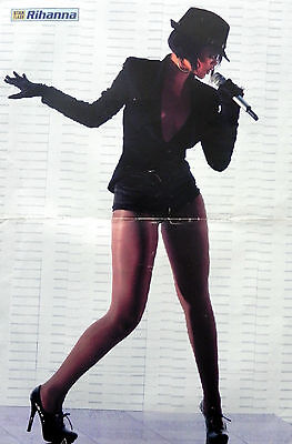 Rihanna Poster + Richie Poster on back