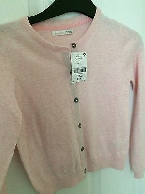 Girls Cardigan Age 8 Years Next Bnwt