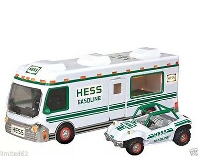 Hess Miniature Toy Truck - 2008 Hess Miniature Recreation Van NIB