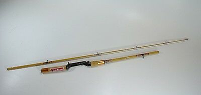 "Heddon Pal Fiberglass 2 piece rod - excellent -  5'8"" - plastic still on handle"