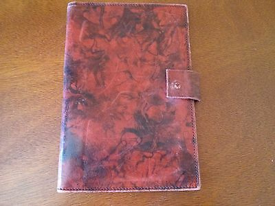 Vintage Tilley Passport Holder  Persian Leather made in Canada Unique Very nice