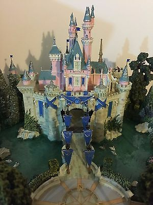 Disney Olszewski D23 Sleeping Beauty Castle Miniature Main Street 60th