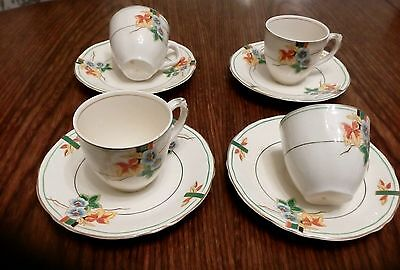 Collectable  China, Country Garden Design, Grindley, Creampetal