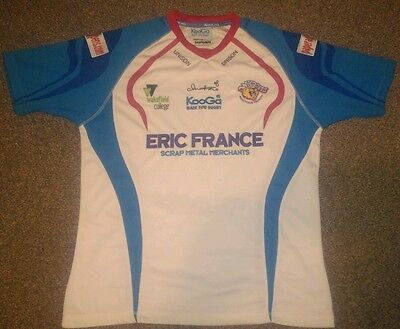 Wakefield Trinity Wildcats Rugby League Shirt size L Large