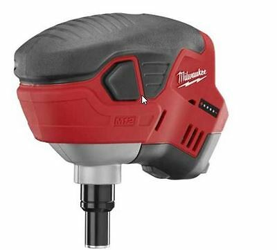 Milwaukee 2458-20 M12™ Cordless Lithium-Ion Palm Nailer(Bare Tool) New