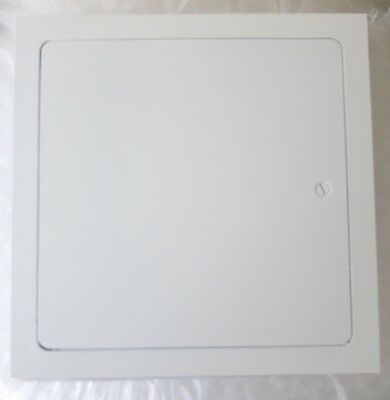 Elmdor 14 in. x 14 in. Metal Wall and Ceiling Access Panel, White, DW12X12PC_SDL