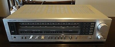 Vintage Realistic AM FM Stereo Receiver! STA-870 Works!