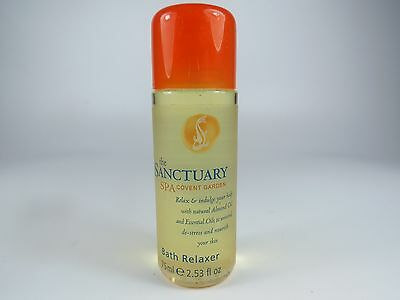 Sanctuary Daily Spa Escape Concentrated Bath Relaxer 75ml