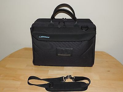 Jensen Tools H1935JTR1 Double Black Cordura Plus Case (216-500BLK) LAN Tech