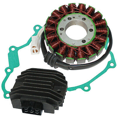STATOR and REGULATOR RECTIFIER w/GASKET FIT YAMAHA YZF-R6 YZF R6 2003-2005