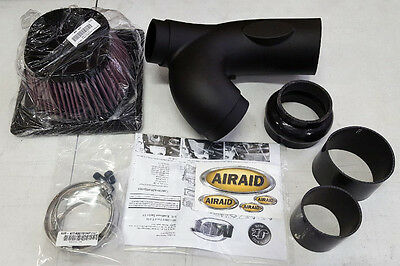 AirAid 400-701 Jr Intake Tube Kit Oiled for 11-14 Ford F150 3.5L EcoBoost
