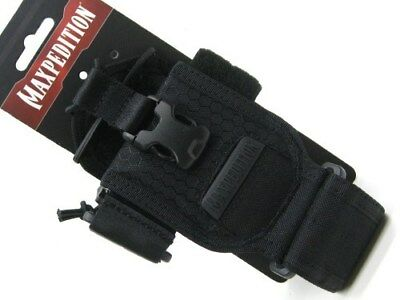 MAXPEDITION Advanced Gear Research AGR Black RDP Radio Pouch Pocket Holder!