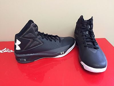 Men's Under Armour Basketball Shoes Size 10.5