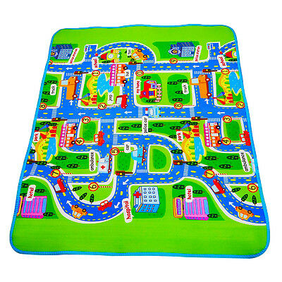 Hot Kids Baby Crawling Educational Game Play Mat Soft Eva Foam Picnic Carpet Toy