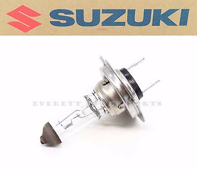 Genuine Suzuki Headlight Bulb H7 12V 55W Halogen AN400 UH200 Burgman #K134 B