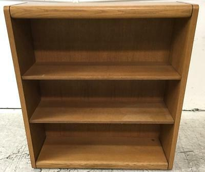Contemporary Wood Bookcase Lot 2074
