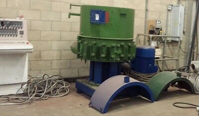 plastic agglomerator recycling machine 3 Phase, For Refurbished