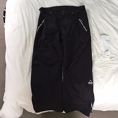 SOS Ski Pants Mens Black Size 50