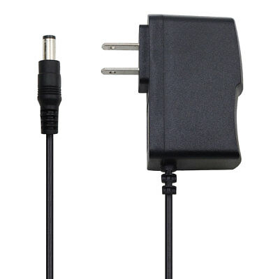 US AC/DC Power Supply Adapter Charger Cord for Sangean ATS-405