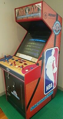NBA JAM Tournament Edition Arcade
