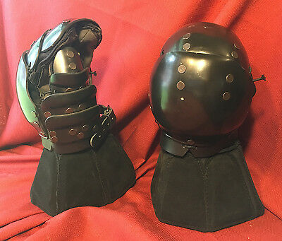 Heavy Armored Combat Full Gauntlets by SPES- HEMA WMA SCA Medieval Fighting