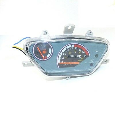New Instrument Gauge for Scooter Moped Speedometer Chinese Parts TAO ATM50A