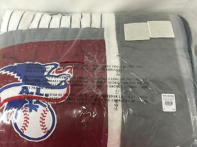 NEW Pottery Barn Teen MLB Patchwork TWIN Quilt~American League~