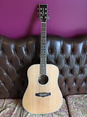 Tanglewood Tw28 Evolution Acoustic Guitar Free Postage