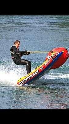 Hydroplane Towable Inflatable