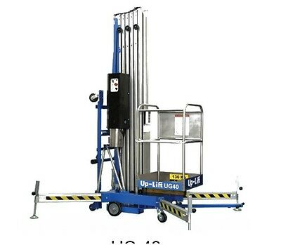 40Ft Vertical Personnel Lift