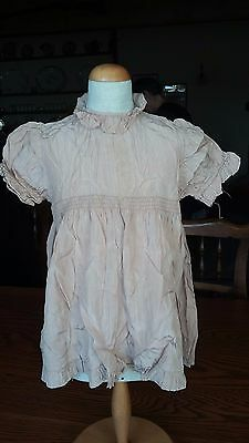 Vintage 1930's childs dress