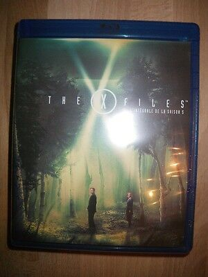 Blu-Ray: X-Files (Saison 5) NEUF