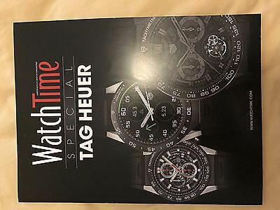 Tag Heuer WatchTime Magazine Special