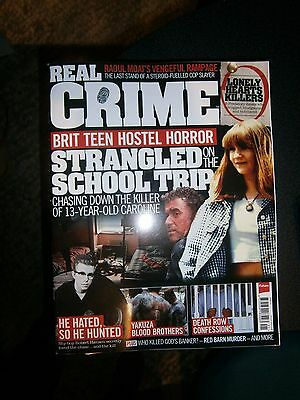 Real Crime Magazine Issue 21 (new)