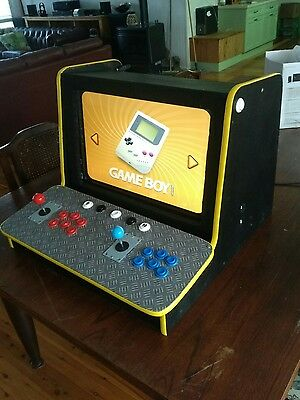 Arcade machine ( table top, Touchscreen, 10,000+ games )