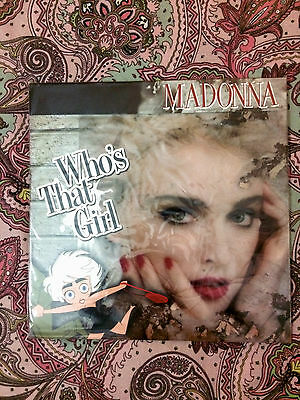 Madonna Who's That Girl Anniversary Rare 70 Copies  Limited Edition .