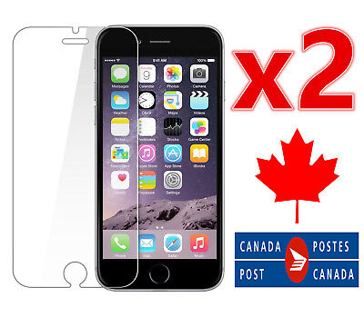 """Premium Tempered Glass Screen Protector for Apple iPhone 6 & iPhone 6S 4.7"""" New"""