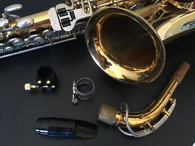 Selmer Bundy Saxophone (Made in USA)