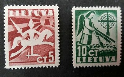 Lithuania 1940 Liberty issue sg440 MNH