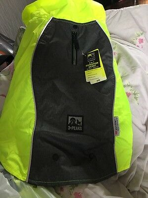 3.PEAKS DOG 3 In 1 Expedition Jacket SMALL 31-36cm