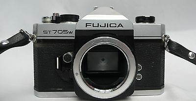 35mm FUJICA ST705W Film Photography Analogue SLR Film Camera Body Japan