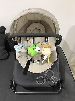 Steelcraft Moonshadow Baby Rocker. Excellent Condition.